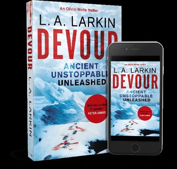 LA Larkin - Devour